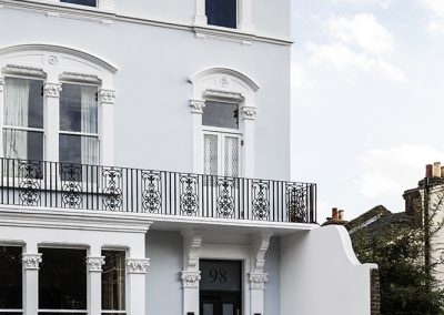 Stella Rossa_Design and Build_Hammersmith