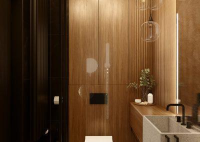 Stella Rossa Design Build_3D visualisation_Bathroom