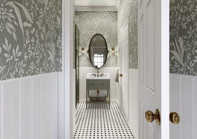 Stella Rossa Design Build_3D visualisation_Farmhouse Bathroom